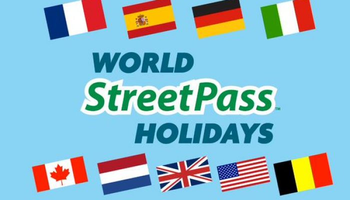 NoA: 'This holiday season, StreetPass with Europe…from your hometown'