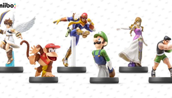 NoE: 'Out now: Super Smash Bros. Collection amiibo – wave 2'