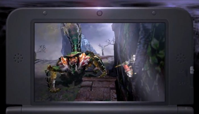 Monster Hunter 4 Ultimate – 30-Second Commercial