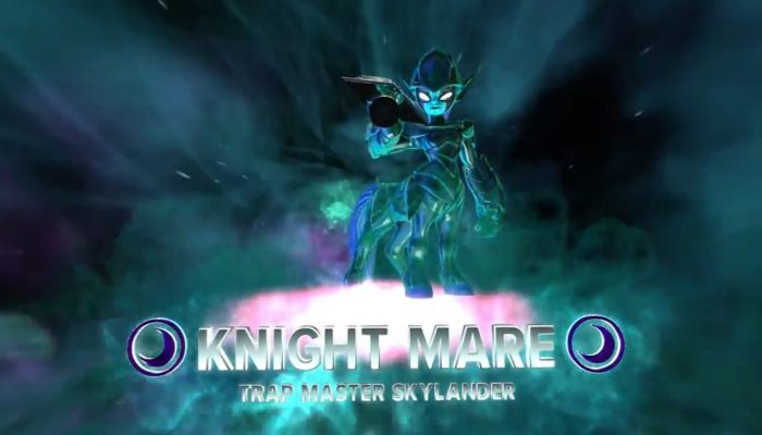 Skylanders Trap Team – Knight Mare Commercial