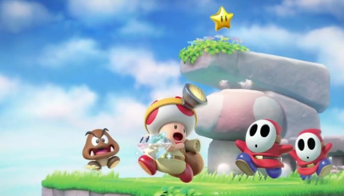 Captain Toad : Treasure Tracker – Bande-annonce Préparez-vous pour l'aventure