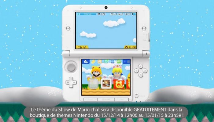 NoE: 'Watch the exclusive new episode of The Cat Mario Show on the updated Nintendo Kids Club!'