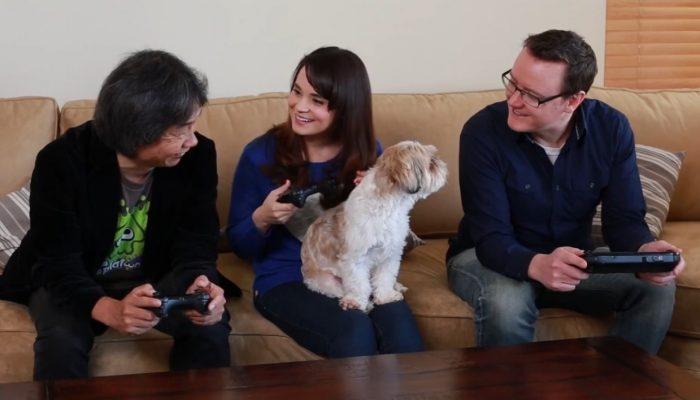 Rosanna Pansino interviews Shigeru Miyamoto with Bill Trinen