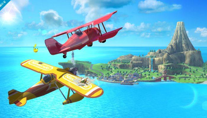 ♪ Light Plane (Vocal Mix) (Super Smash Bros. for Wii U)