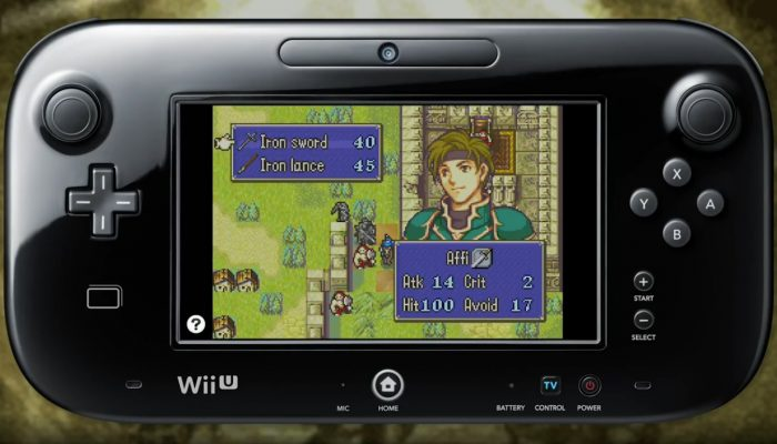 Fire Emblem – Virtual Console Trailer
