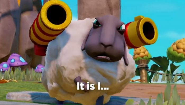 Skylanders Trap Team – Meet the Villains: Sheep Creep