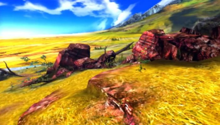 Monster Hunter 4 Ultimate – MH4U Field Tours: Ancestral Steppe