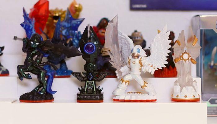 Skylanders Trap Team – Light and Dark Elemental Expansion Packs Unboxing