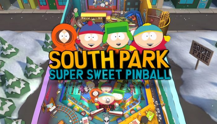 Zen Pinball 2 – South Park Pinball Trailer