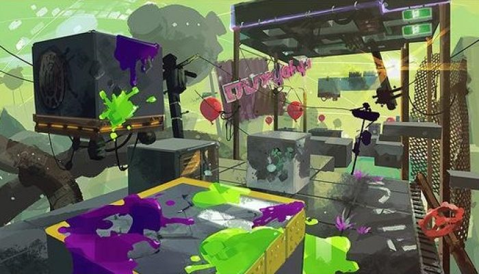 Splatoon's Japanese Twitter becomes the Squid Research Lab on Tumblr in North America