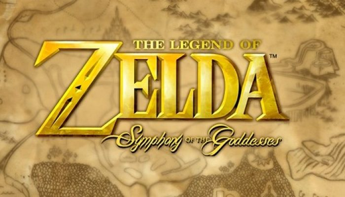 The Legend of Zelda: Symphony of the Goddesses back in Europe in 2015!!
