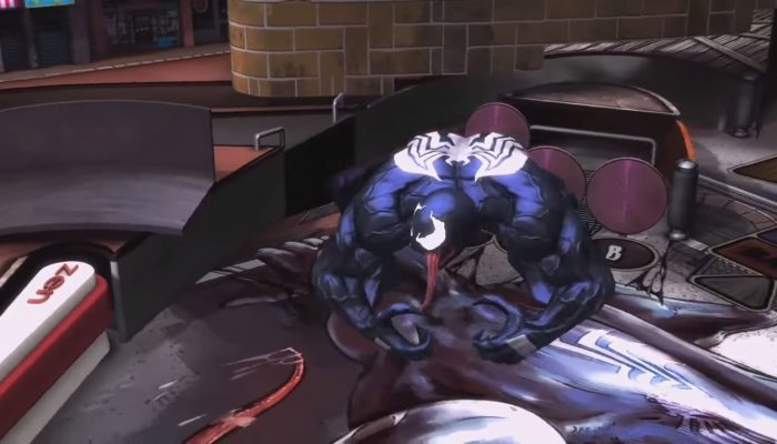 Zen Pinball 2 – Marvel's Venom Pinball Trailer