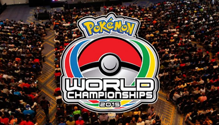Pokémon: 'Announcing the 2015 Pokémon World Championships!'