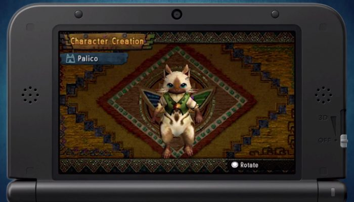 Monster Hunter 4 Utimate – Palico Walkthrough