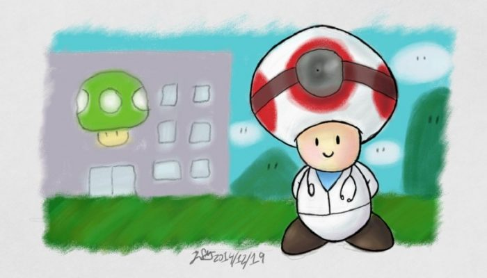Captain Toad drawing event announced on Miiverse