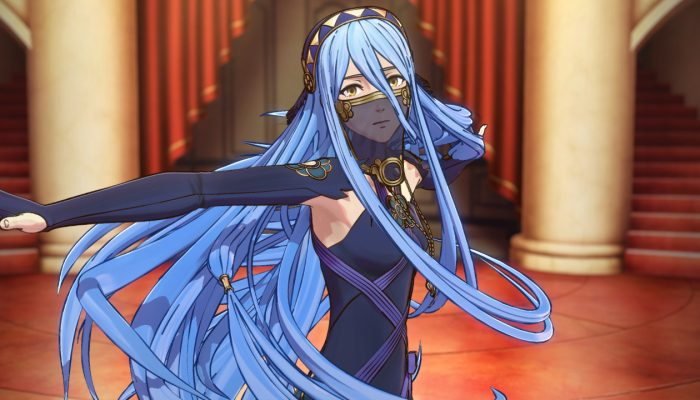 The latest in the Fire Emblem series – January Direct Screenshots