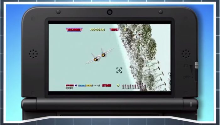 3D After Burner II – Nintendo eShop Trailer