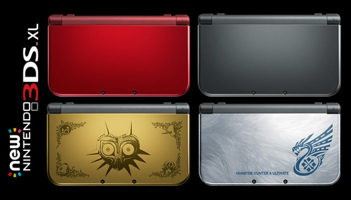 NoA: 'New Nintendo 3DS XL launches on 2/13'