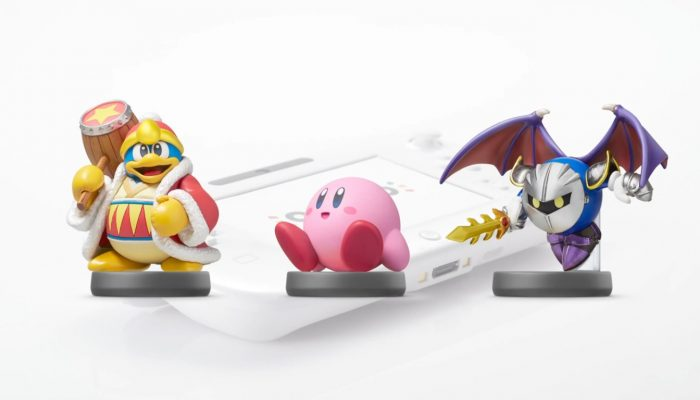 Kirby and the Rainbow Curse – Japanese amiibo Trailer