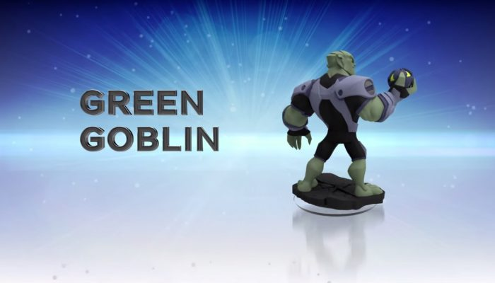 Disney Infinity 2.0 – Green Goblin Trailer