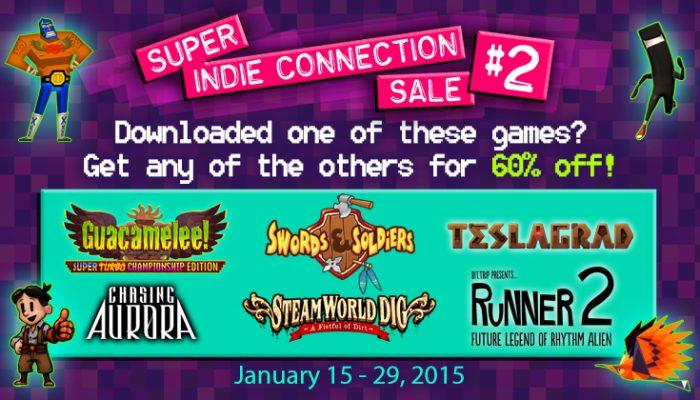 NoA: 'Save on indie games on Nintendo eShop'