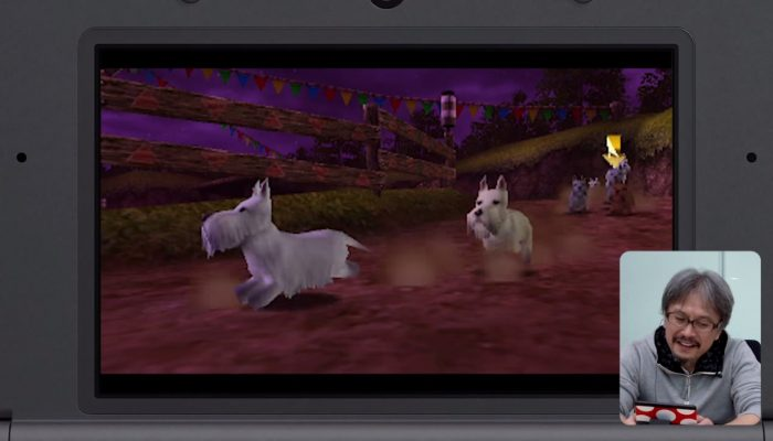 "The Legend of Zelda: Majora's Mask 3D – Japanese ""Dog Course"" Let's Play by Eiji Aonuma"