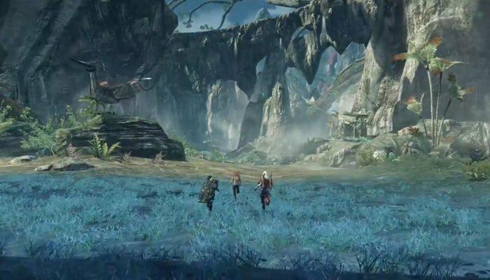 Xenoblade Chronicles X – Exploration Trailer