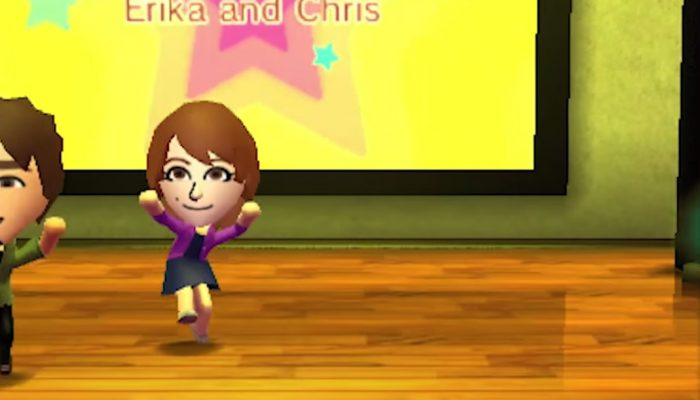 Introducing Erika (NNID: NintendoErika) in Miiverse