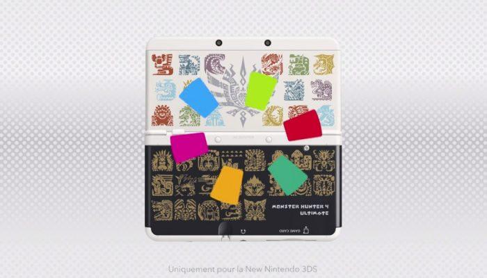 New Nintendo 3DS & New Nintendo 3DS XL – Bande-annonce européenne