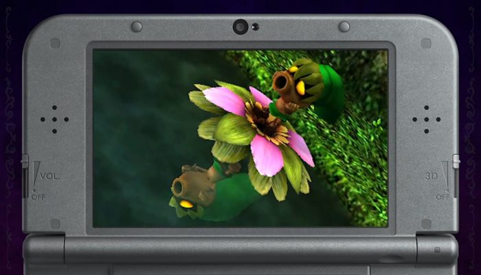 The Legend of Zelda: Majora's Mask 3D – Is that…your true face? Trailer