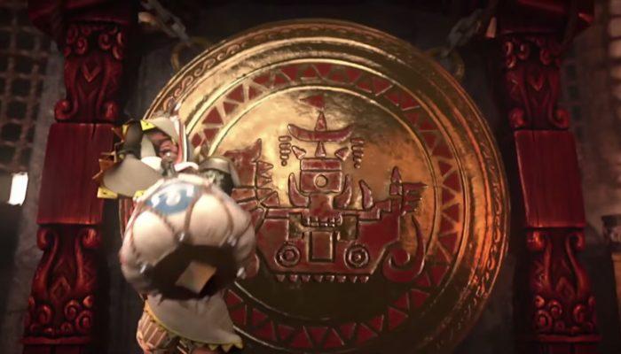 Monster Hunter 4 Ultimate – Story Trailer