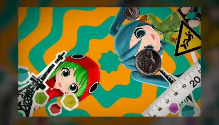 Hatsune Miku: Project Mirai Deluxe – Japanese Matoryoshka Trailer