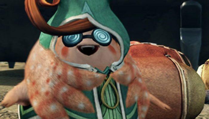 Xenoblade Chronicles X – Elma, Lynlee and Tatsu Character Screenshots