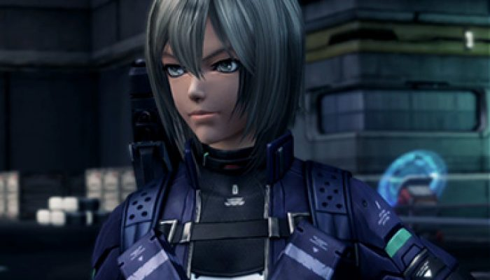 Xenoblade Chronicles X – Van Damme and Irina Character Screenshots