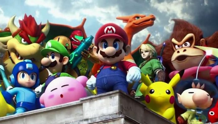 Super Smash Bros. for Wii U, Software Update: January 29, 2015