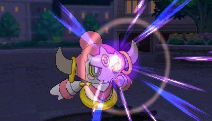 Pokémon ORAS – The Mythical Pokémon Hoopa Appears!