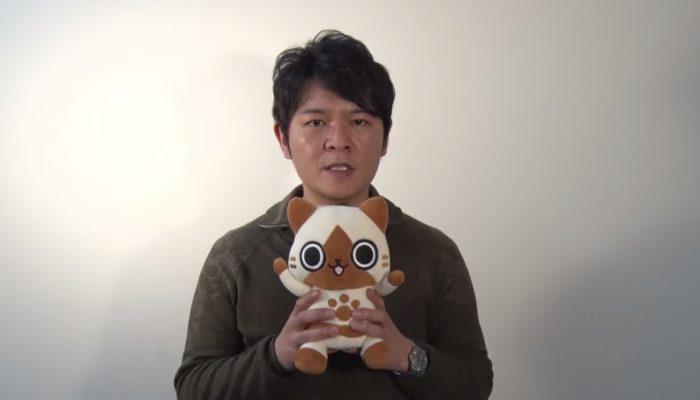 Monster Hunter 4 Ultimate – Message de M. Ryozo
