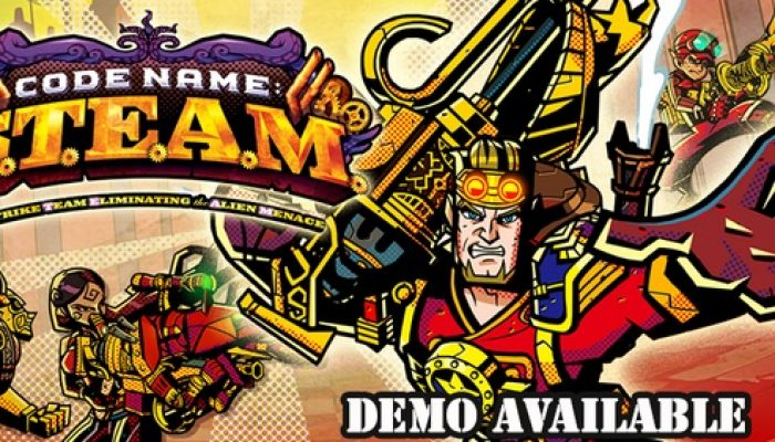 Code Name: S.T.E.A.M. demo now available on the European 3DS eShop