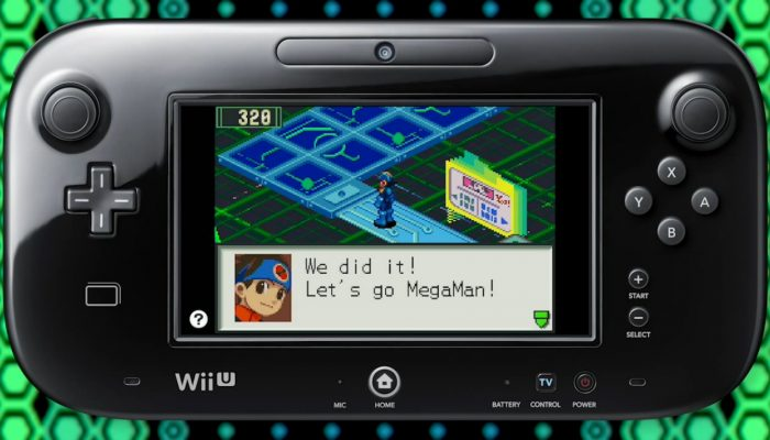 Mega Man Battle Network 2 – Virtual Console Trailer