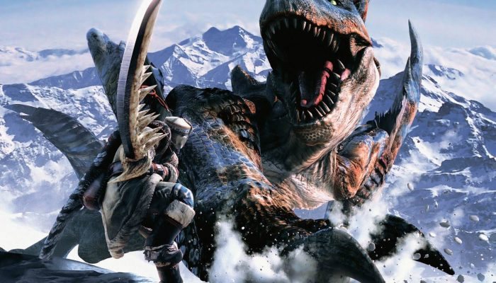 NoE: 'Discover exciting new details on our Monster Hunter 4 Ultimate gamepage'