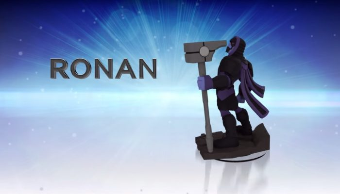 Disney Infinity 2.0 – Ronan Trailer