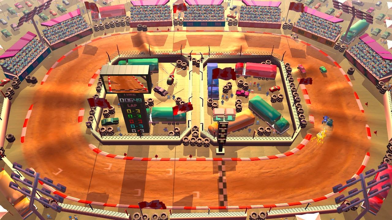 Nintendo eShop Downloads Europe Rock 'N Racing Off Road