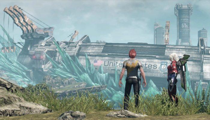 Xenoblade Chronicles X – January Direct Screenshots
