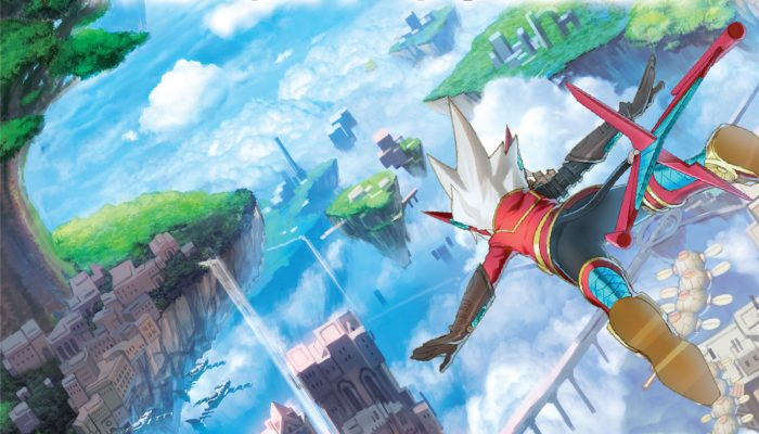 NIS America: 'Rodea The Sky Soldier Coming To The West For Nintendo Wii U And 3DS!'