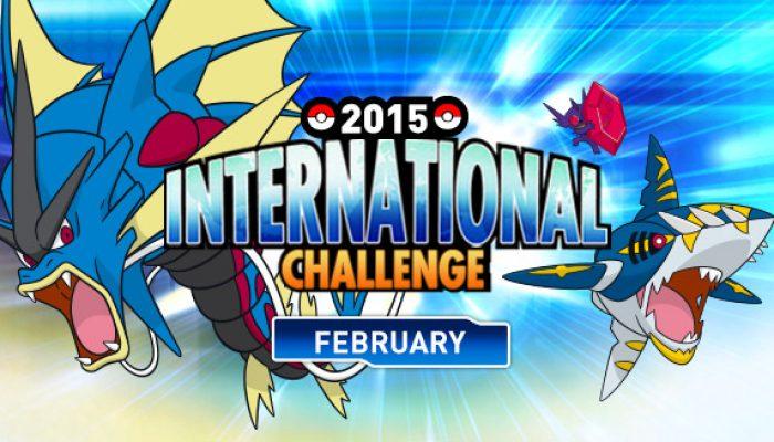 Pokémon: 'Prepare for the 2015 International Challenge February!'