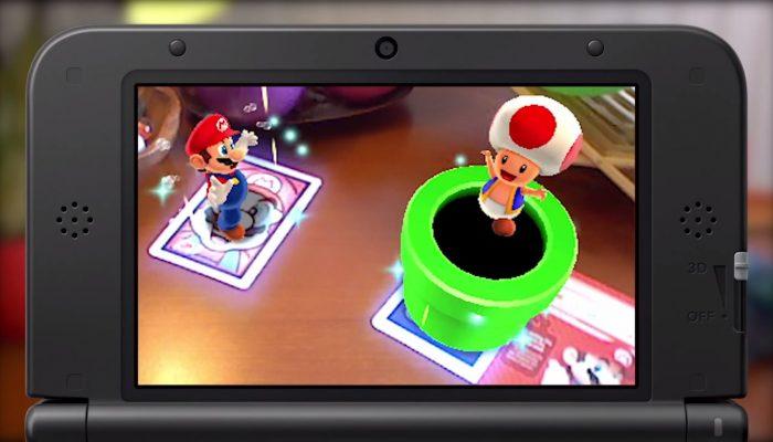 Nintendo eShop – Photos with Mario Trailer