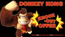 Nintendo eShop Downloads North America Donkey Kong Knock-Out Offer