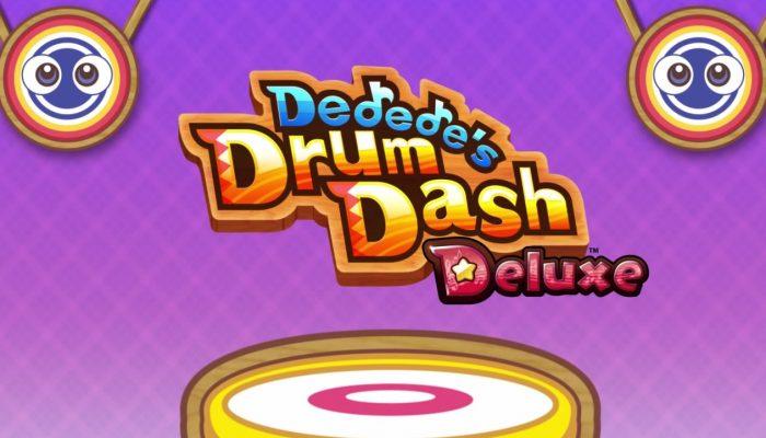 Dedede's Drum Dash Deluxe – Bande-annonce officielle