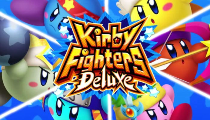 Kirby Fighters Deluxe – Bande-annonce officielle
