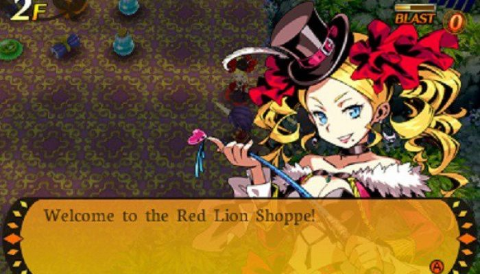 A Preview of Etrian Mystery Dungeon via Siliconera: 'Etrian Mystery Dungeon Will Have A Batch Of Helpful DLCs At Launch'